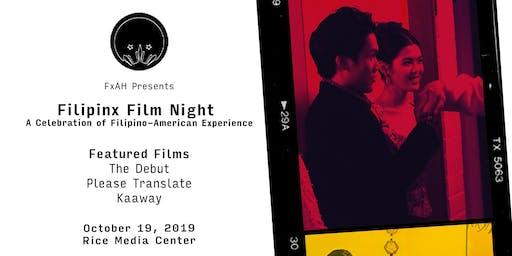 Filipinx Film Night: A Celebration of Filipino-American Experience