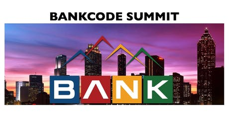 BANKCODE Summit January 17-18, 2020 tickets