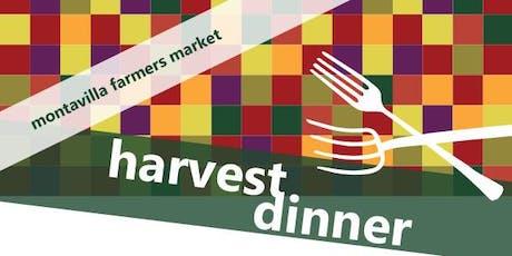 Montavilla Farmers Market Harvest Dinner tickets