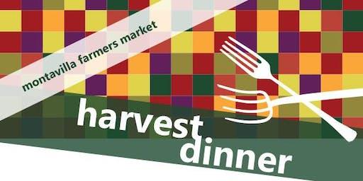Montavilla Farmers Market Harvest Dinner