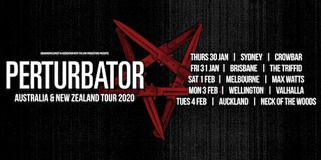 Perturbator - Sydney tickets
