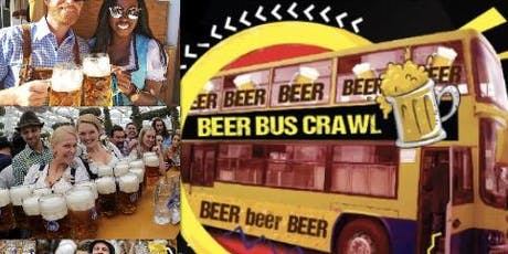 Pregame Party Bus Ride to Oktoberfest !! tickets