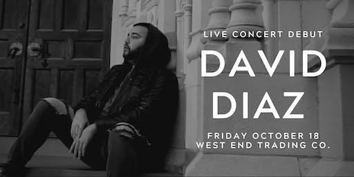 David Diaz: EP Release Concert