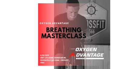 Oxygen Advantage Masterclass tickets