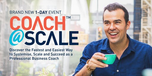 Coach at Scale™ With Dale Beaumont in Brisbane