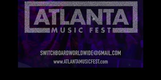 Atlanta Music Fest Porch
