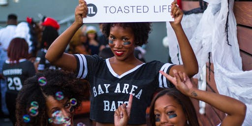 TOASTED LIFE x HALLOWEEN COSTUME DAY PARTY