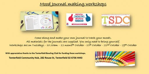 Mood Journal Making Workshop