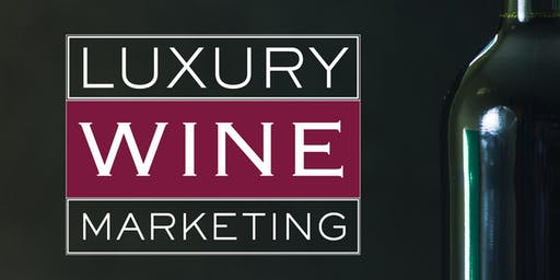 Luxury Wine Marketing Book Signing