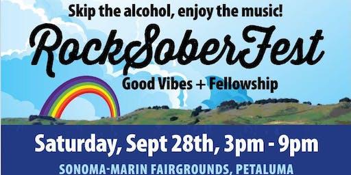 RockSoberFest: Great Music, Good Vibes & Fellowship