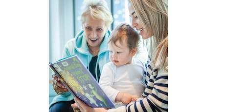 Sunday Story Time: Grandparents Day High Tea tickets