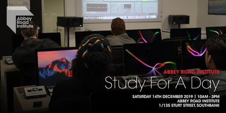 Learn Music Production and Study For A Day at Abbey Road Institute tickets