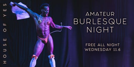 Amateur Burlesque Night tickets