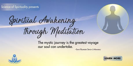 First Class - Meditation: The Key to Learning Who You Really Are tickets