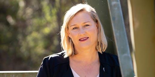 Petronella McGovern Author Talk