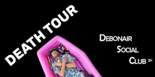 Rich Aucoin: Death Tour Chicago @ Debonair Social Club