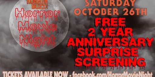 Free - 2 Year Anniversary Surprise Screening