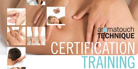 doTERRA Aroma Touch Certification Training Central London  tickets