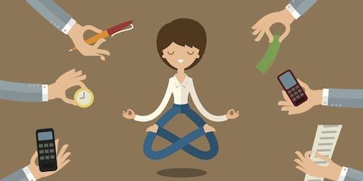 Breath & Meditation: Tools to Manage Anxiety