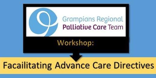 Facilitating Advance Care Directives