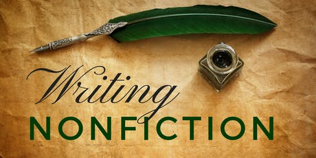 Writing Nonfiction: From Planning to Publishing (Noosa) tickets