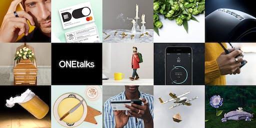 ONEtalks - The brands disrupting the world (Breakfast talk)