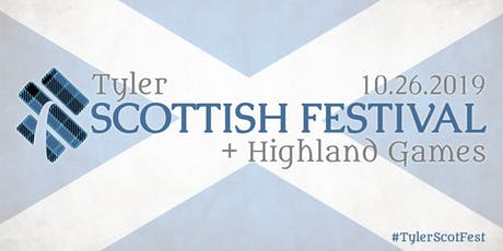Tyler Scottish Festival & Highland Games - 2019 tickets
