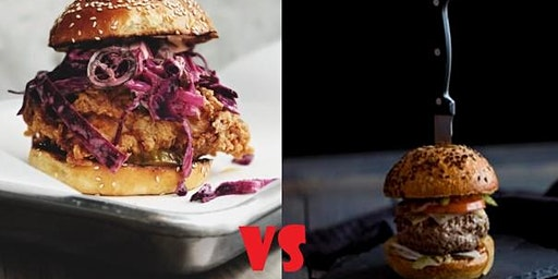 BURGER-MANIA - The Phoenix vs El Toro