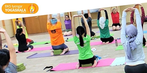 Yoga At The Office (Corporate Yoga)