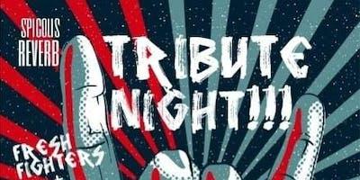 Spicoli's Halloween Tribute Show!
