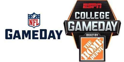 The New England BBQ CO. College Game Day & NFL  Tailgate  &  Watch Party