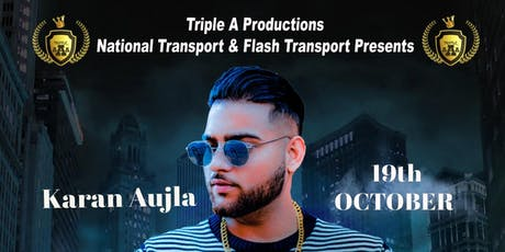 Karan Aujla Live in Mtl tickets