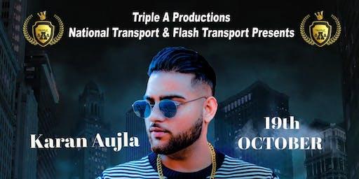 Karan Aujla Live in Mtl