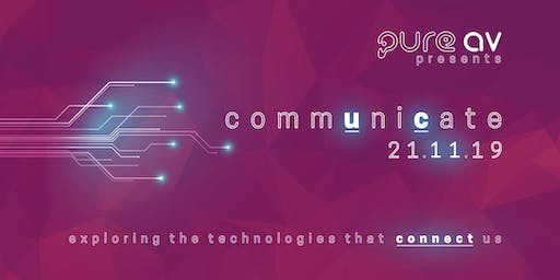 commUniCate  - Workplace Technology Showcase