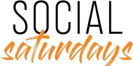 Social Saturdays October 26th 2019  (Louisville, Kentucky) tickets