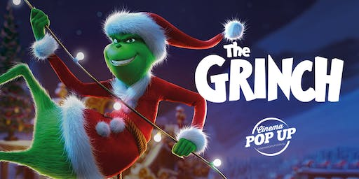 Cinema Pop Up - The Grinch - Drouin