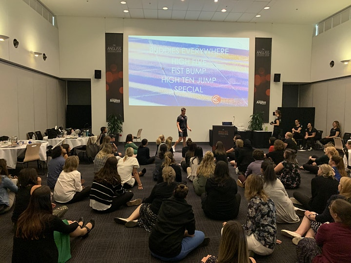 Youth Wellness & Positive Education Full Day Teachers Workshop Melbourne image