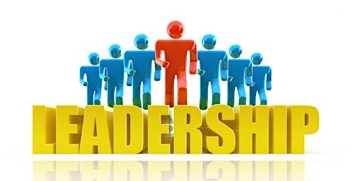 Leadership Training (Weekly On Mondays)