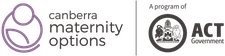 Canberra Maternity Options logo