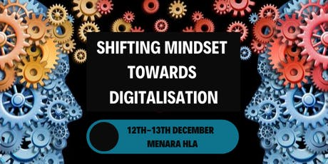 Shifting Mindset towards Digitization (Industry 4.0) tickets