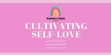 Cultivating Self-Love tickets