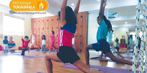 Yoga for Kids (Iyengar Yoga)