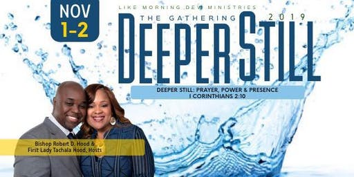 Deeper Still - Prayer & Intercession Academy