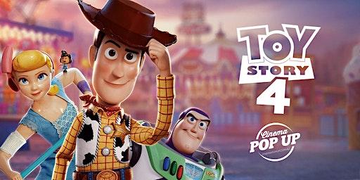 Cinema Pop Up - Toy Story 4 - Broadford