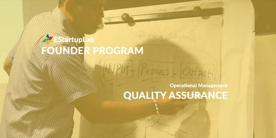 [Founder Program] Quality Assurance