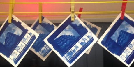 Over 50's Cyanotype Printing Workshop tickets