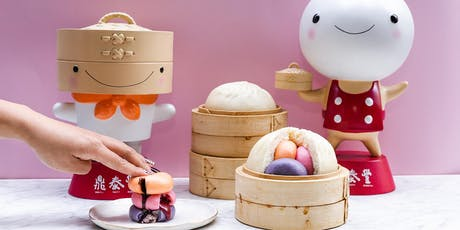 Din Tai Fung x Abominable Movie - Kids bun decorating workshop tickets