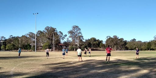 Sunday Social Touch Football @ Newmarket
