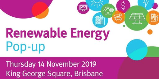 Renewable Energy Pop-up