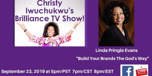 Christy Iwuchukwu's Brilliance TV Show